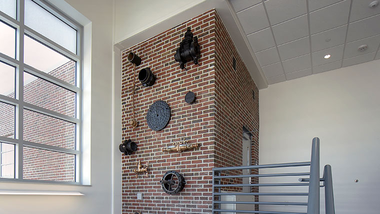 Madison-Water-Utility-Building-Decorative-Wall