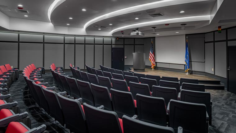 Truax Field ANGB large meeting space
