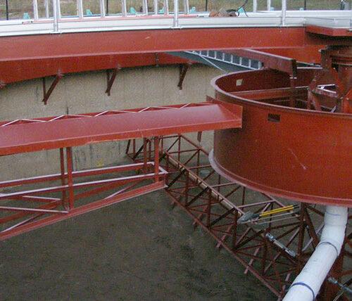 Munising Water clarifier