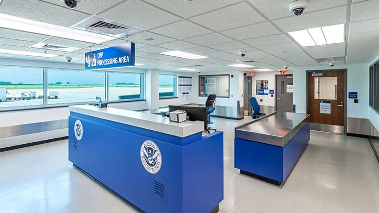 Rochester Airport CBP/Federal Inspection Station