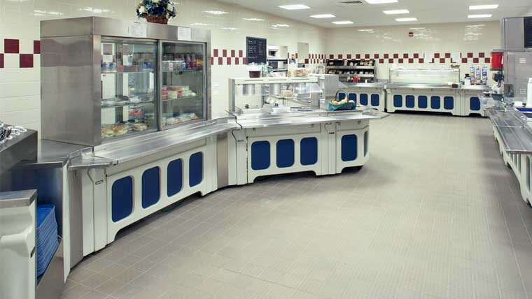 Southwest Technical College Cafeteria