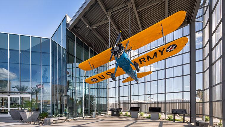 Scottsdale-Airport-Airplane-Decor