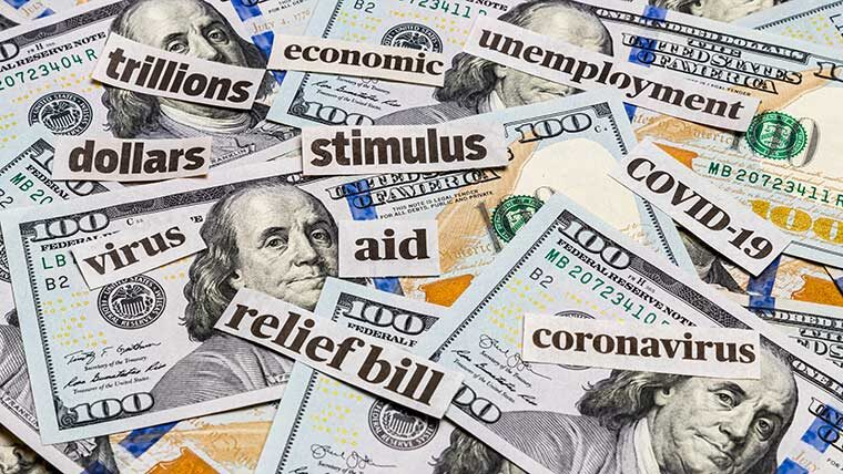 Stimulus funding for State Revolving Funds programs