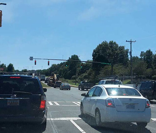 NCDOT feasibility study to relieve traffic