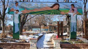 Troy Chavez Memorial Peace Garden
