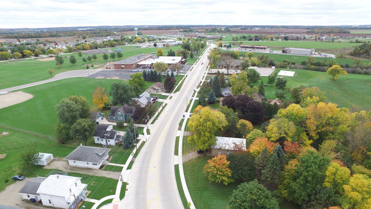 Wisconsin State Highway 96 Reconstruction