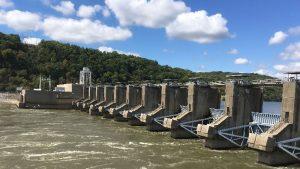 Water infrastructure Webbers Dam
