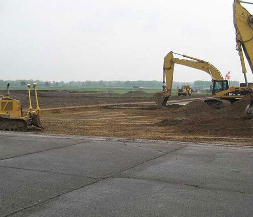 Willow Run Airport YIP Runway Reconstruction