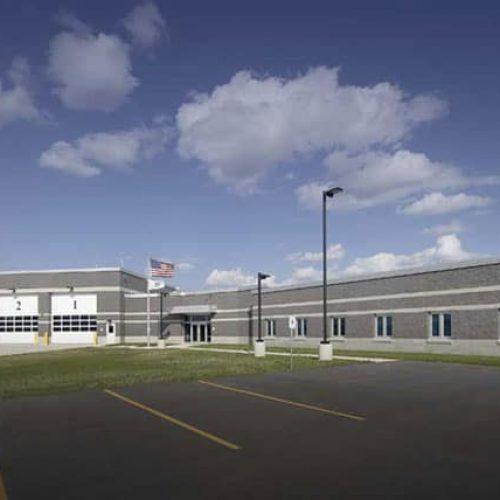 Austin Straubel Airport facility