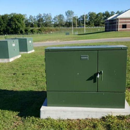 Battle Creek electrical distribution