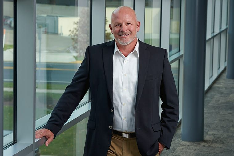 Brad Blais, Water and Utilities Market Leader