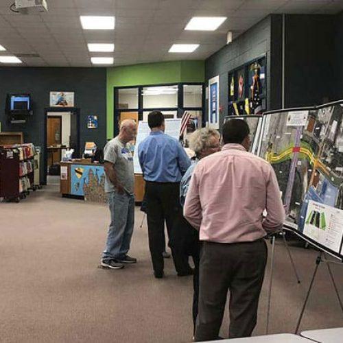 U-5808 public meeting to discuss roadway alternatives