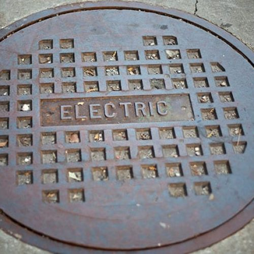 Wateree Correctional Institution Electric Service Line inspections