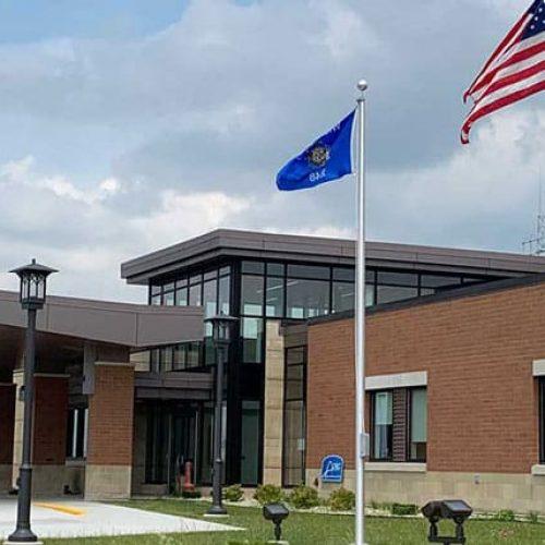 Grant County Law Enforcement Center