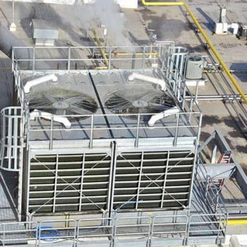 HVAC for Skim Milk facility