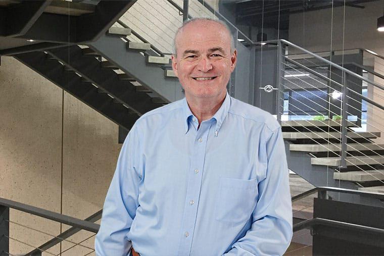 Tim Redden, Justice Market Leader